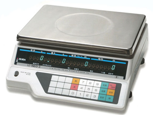 デジタル料金はかりLC-NEO2