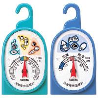 冷凍・冷蔵庫用温度計 5497(1セット)