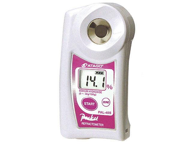 ポケット水酸化ナトリウム濃度計
