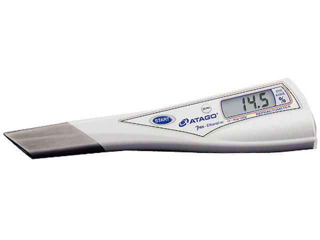 ペンエチルアルコール濃度計 PEN-Ethanol(W)