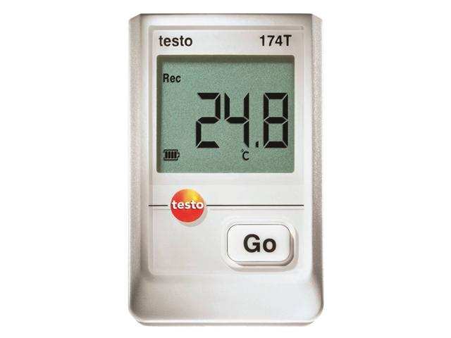 サーミスタプローブ温度ロガー testo 174T