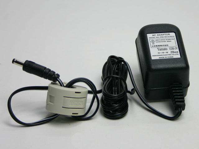 デジタル上皿はかりUDS-1V・WP用ACアダプタ