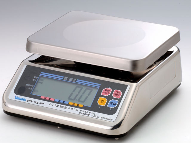 デジタル上皿はかりUDS-1VN-WP