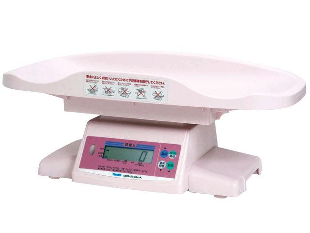 デジタルベビースケールUDS-210Be-K