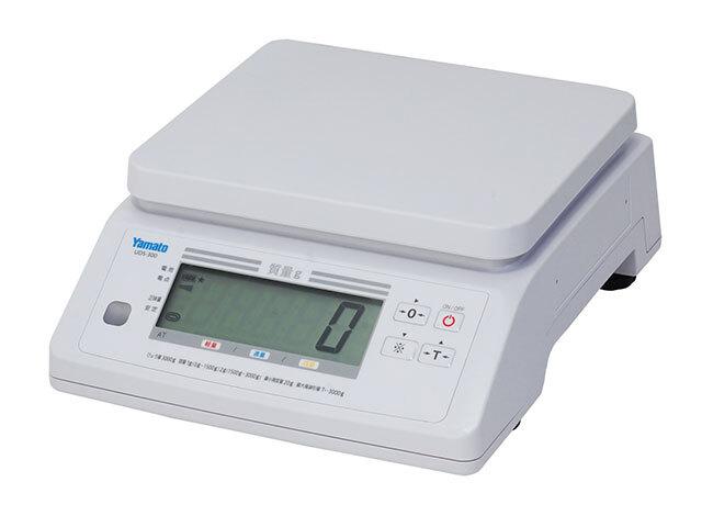 デジタル上皿はかり UDS-300シリーズ