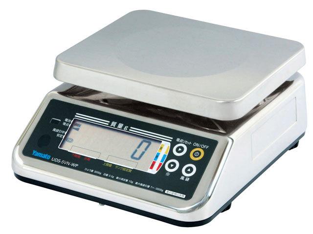 デジタル上皿はかりUDS-5V-WP