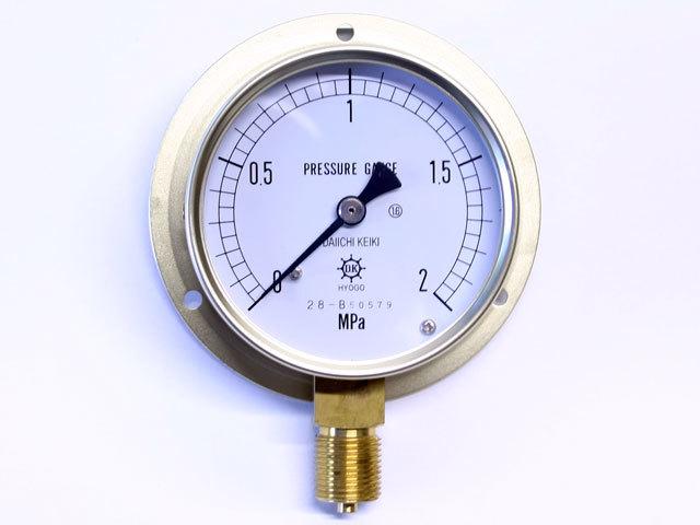 汎用型圧力計 HNT BT 75φ 2Mpa 第一計器製作所