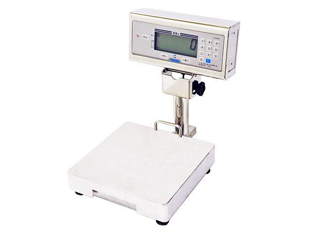 防水卓上型デジタル台はかり DP-6601
