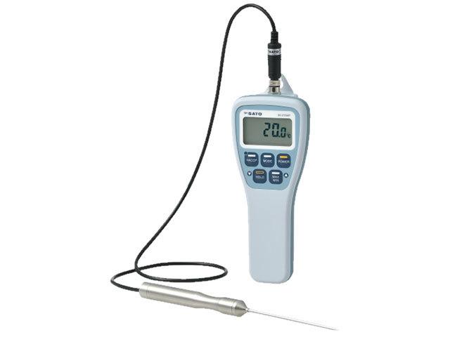 防水型デジタル温度計SK-270WP