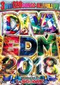 【3枚組】 DIVA EDM 2018 / I-SQUARE 【[国内盤MIX DVD】