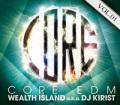 【SALE】【セール商品】DJ KIRIST a.k.a WELTH ISLAND / CORE EDM VOL.01 [国内盤MIXCD]