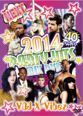 【SALE】【セール商品】VDJ X-Vibez / 2014 PARTY HITS MIX DVD NEXT [国内盤MIXDVD]