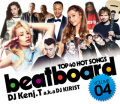 【SALE】DJ Kenji.T a.k.a DJ KIRIST / Beatboard Vol,4 -TOP 40 HOT SONGS- [国内盤MIXCD]