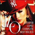【SALE】【2枚組】VA / Jennifer Lopez Complete Best Mix2CD [国内盤MIXCD]
