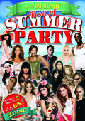 【SALE】【2枚組】DJ SONIC / BEST OF SUMMER PARTY- (MIXCD+DVD) [国内盤CD+DVD]