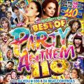 【SALE】【2枚組】DJ You★330 & DJ Beat Controls / Best Of Party Anthem 110 [国内盤MIX CD+DVD]