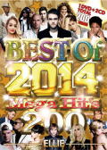 【SALE】【先着販売】【3枚組】Best of 2014 Mega Hit's 200!! / ELLIE [国内盤MIXDVD+MIXCD]