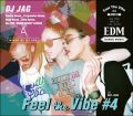 【SALE】【限定再発】DJ JAG / Feel The Vibe #4 [国内盤MIXCD]
