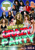 【SALE】【2枚組】DJ K.G / RUSH 2 -BEST OF CRAZY PARTY- (MIXDVD) [国内盤MIXDVD]
