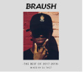【1枚組】 BRAUSH -THE BEST OF 2017-2018- / DJ TACT 【[国内盤MIX CD】