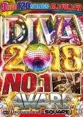 【3枚組】 DIVA 2018 NO.1 PV AWARD / I-SQUARE 【[国内盤MIX DVD】