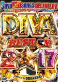 【3枚組】 DIVA BEST OF 2017 / I-SQUARE 【[国内盤MIX DVD】