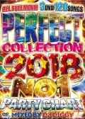 【3枚組】 PERFECT COLLECTION 2018 NO.1 PARTY CHART / DJ DIGGY 【[国内盤MIX DVD】