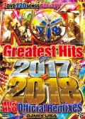 【3枚組】 NO.1 GREATEST HITS OF 2017-2018 -AV8 OFFICAL REMIXES- / DJ MIX USA 【[国内盤MIX DVD】
