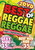 【2枚組】 BEST OF REGGAE REGGAE / RAGAMASTER 【[国内盤MIX DVD】