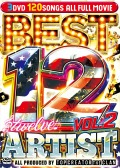 【3枚組】 BEST TWELVE 12 ARTIST VOL.2 / TOP CREATOR THE CLAN 【[国内盤MIX DVD】