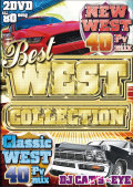 【2枚組】 BEST WEST COLLECTION / DJ CAT'S EYE  【[国内盤MIX DVD】