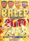 【3枚組】 CREEP BEST OF 2017-2018 / RIP CLOWN 【[国内盤MIX DVD】