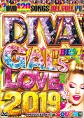 【3組】DIVA GAL's LOVE BEST 2019 / I-SQUARE 【[国内盤MIX DVD】