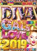 【3組】DIVA GAL's LOVE BEST 2019 / I-SQUARE 【[国内盤MIX DVD】