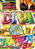 【3枚組】 DIVA 2017 TOP OF SUMMER 3X / I-SQUARE 【[国内盤MIX DVD】