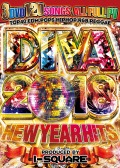 【3枚組】 DIVA 2018 NEW YEAR HITS / I-SQUARE 【[国内盤MIX DVD】