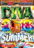 【3組】 DIVA 2018 NO.1 SUMMER VACATION / I-SQUARE  【[国内盤MIX DVD】