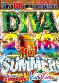 【3組】 DIVA 2018 NO.1 SUMMER VACATION / I-SQUARE  【[国内盤MIX DVD】