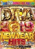 【3組】 DIVA 2019 NEW YEAR HITS / I-SQUARE 【[国内盤MIX DVD】