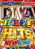 【3組】 DIVA BEST HITS NEW SONG / I-SQUARE  【[国内盤MIX DVD】