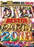 【3組】 DIVA BEST OF PARTY 2018 / I-SQUARE  【[国内盤MIX DVD】