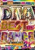 【3組】 DIVA BEST OF DANCE 3X / I-SQUARE 【[国内盤MIX DVD】