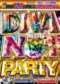 【3組】 DIVA BEST OF NO.1 PARTY / I-SQUARE  【[国内盤MIX DVD】