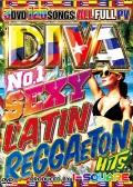 【3組】DIVA NO.1 SEXY LATIN REGGAETON HITS / I-SQUARE 【[国内盤MIX DVD】