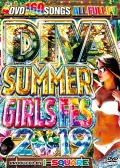 【3組】DIVA SUMMER GIRLS FES 2019 / I-SQUARE 【[国内盤MIX DVD】