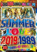 【4組】DIVA SUMMER OF LOVE 2019-1989 -30 YEARS OF SUMMER- / I-SQUARE 【[国内盤MIX DVD】