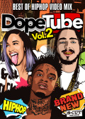 【1枚組】 DopeTube Vol.2 / S-CUT RECORDS 【[国内盤MIX DVD】