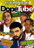 【1組】 DopeTube Vol.3 / VA  【[国内盤MIX DVD】