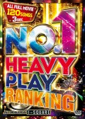 【3枚組】 NO.1 HEAVY PLAY RANKING /  I-SQUARE 【[国内盤MIX DVD】
