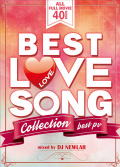 【3枚組】 BEST LOVE SONG COLLECTION / DJ ZIPPERS 【[国内盤MIX DVD】